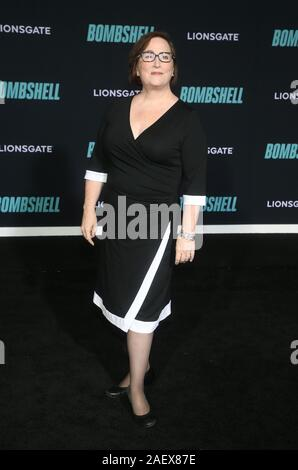 Westwood, California, USA. 10th Dec, 2019. Jillian Armenante. Special Screening Of Liongate's 'Bombshell' held at Regency Village Theatre. Credit: FS/AdMedia Photo via/Newscom/Alamy Live News