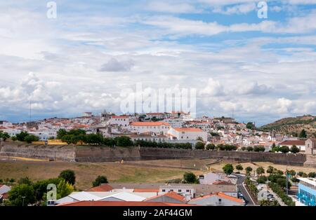 Municipality of Elvas in Portugal - Stock Photo