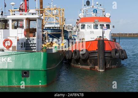 Hoernum, Hafen, Kutter