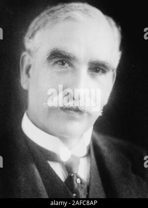 Sir Robert Donald (1860-1933), British newspaper editor. - Stock Photo