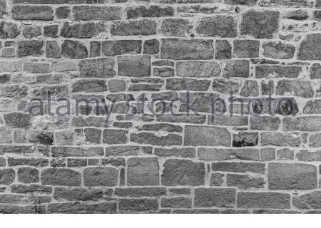 decorative old brick walldecorative old church walldecorative old brick wall - Stock Photo
