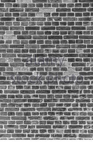 decorative old brick walldecorative old church walldecorative old brick wall - Stock Photo