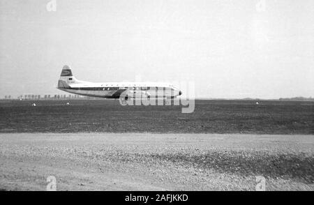 Deutsche Lufthansa aircraft (D-ANAF) on the Munich-Riem Airport. - Stock Photo
