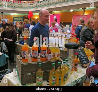 Bridgwater Food & Drink Festival 2019,taste of the west,foods,drink,Town hall - Stock Photo