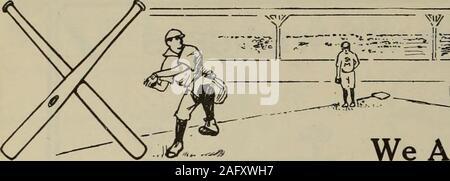 . Hardware merchandising August-October 1912. HARDWARE AND METAL. - Stock Photo
