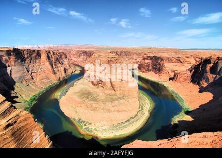 Horseshoe Bend near Page, Arizona