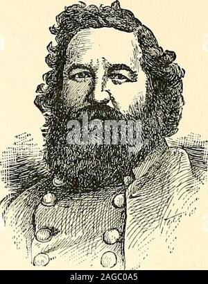 . Gen. Robert Edward Lee; soldier, citizen, and Christian patriot. GENERAI, JAMES GENERAL LAFAYETTE MCLAWS. roads lead from this point to the rear of General Lees positionat Fredericksburg. It is in this position at Chancellorsville thatwe left Hooker with four corps of his army. The continued inactivity of the enemy at Fredericksburg madeit now certain that the main attack would be made upon GeneralLees flank and rear. Accordingly a suf&cient force was left to - Stock Photo