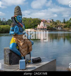 Grand Bassin Hindu Temple, Mauritius