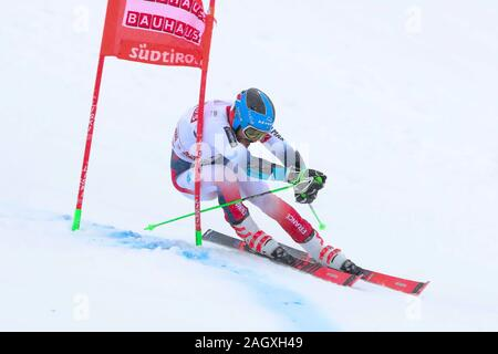 Alta Badia, Italy. 22nd Dec, 2019. sarrazin cyprien (fra) second classifiedduring FIS SKI WORLD CUP 2019 - Giant Slalom Men, Ski in Alta Badia, Italy, December 22 2019 - LPS/Sergio Bisi Credit: Sergio Bisi/LPS/ZUMA Wire/Alamy Live News - Stock Photo