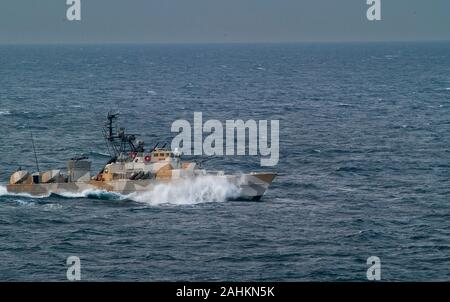 The Hauk class KNM Tjeld (P989) of the Royal Norwegian Navy the class served from 1977 until 2008 - Stock Photo