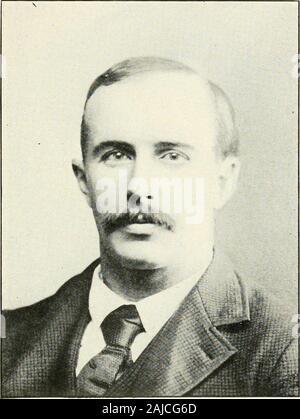 Descendants of William Scott of Hatfield, Mass., 1668-1906 and of John Scott of Springfield, Mass., 1659-1906 . Walter Scolt Allen. - Stock Photo