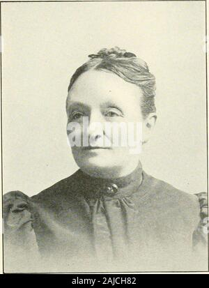 Descendants of William Scott of Hatfield, Mass., 1668-1906 and of John Scott of Springfield, Mass., 1659-1906 . J. Mrs. Sarah E. (Scotl) Smead. - Stock Photo