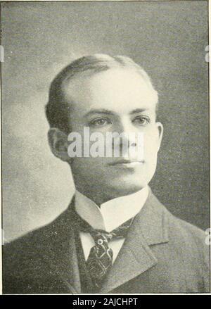 Descendants of William Scott of Hatfield, Mass., 1668-1906 and of John Scott of Springfield, Mass., 1659-1906 . Rufus Leonard Scott, Jr. i - Stock Photo