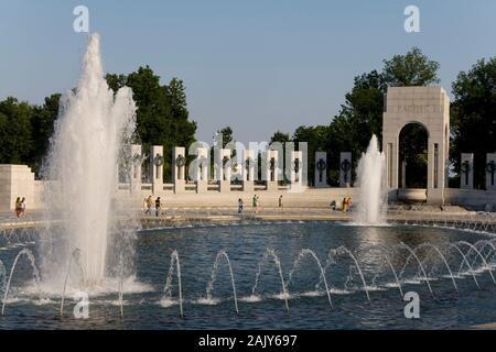 WASHINGTON D.C UNITED STATES - Stock Photo