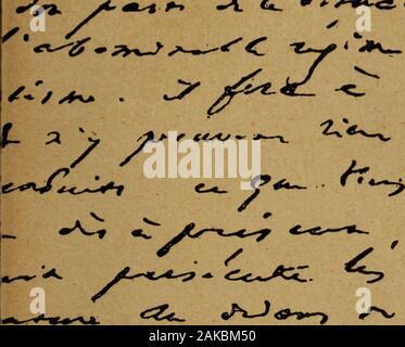 L'envers de la gloire : enquetes et documents inedits sur Victor Hugo.- ERenan.- Émile Zola.- Edgar Quinet.- Le PDidon.- Ferdinand Fabre.- Rachel.- Le prince de Monaco.- ChGarnier.- Hervé.- Marie Dorval.- Frédérick Lemaître.- Marie Laurent.- Henri Heine.- Alfred de Musset.- Gavarni, etc., etc . *^>v^g «^j « ^*L.€^ y^e*— ^Xj^vr^ ^^/- /^^ ^ ^-ty^/C^ r,^,^^^^^ ér£^^t< Fragment de la lettre du 8 mai, ^*r» ^^ •A. <^ •^%*«.<s.-. y * y oyée de Guernesey à M. Lacroix. 26 lenvers de la gloire son auteur, autant que ses mérites propres, recom-mandait à Tadmiration publique. Les éditions pieu