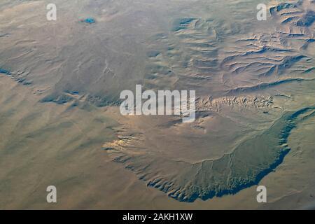 China , Inner Mongolia, Gobi desert - Stock Photo