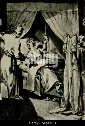 Deutsches barock und rokoko : herausgegeben im anschluss an die Jahrhundert-ausstellung deutscher kunst 1650-1800, Darmstadt, 1914 . - Stock Photo