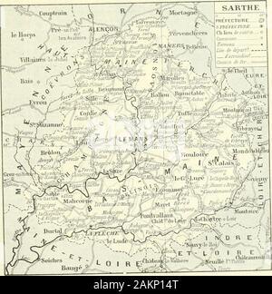 Larousse universel en 2 volumes; nouveau dictionnaire encyclopédique publié sous la direction de Claude Augé . - Stock Photo