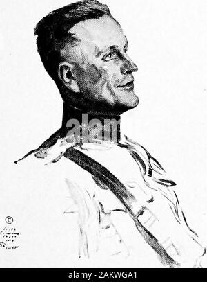 Soldiers all; portraits and sketches of the men of the AEF. . P^H&vrzJr-. &j7jAu£fr- ,M$ Stock Photo