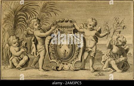 Josephi Pitton Tournefort Aquisextiensis, doctoris medici Parisiensis ..Institutiones rei herbariae . L U D O VI C O M A G N O. I quid uttlitatis ex hocqualicumque lahommmeorum monument o po-terit aliquando -proficipci, id totum immortalihm tuis, R e xM A XIM E j, erga Litteratos heneficïis - Stock Photo