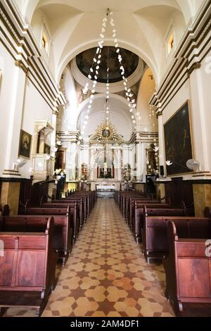 Europe, Spain, Mallorca, Church of Arta at the end of December 2019 - Stock Photo
