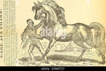 Le quincaillier (Septembre 1888-Aout 1889) . ^ j. < u o; r- - Stock Photo