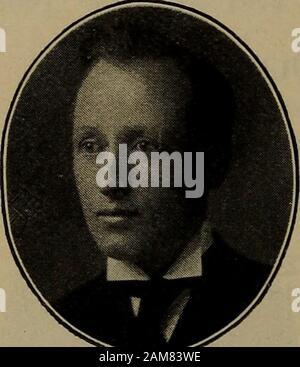 Norsk lutherske prester i Amerika, 1843-1913 . 1913.. 1912. - Stock Photo