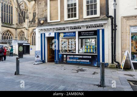 Jolly's department store Milsom Street, Bath, Somerset ...
