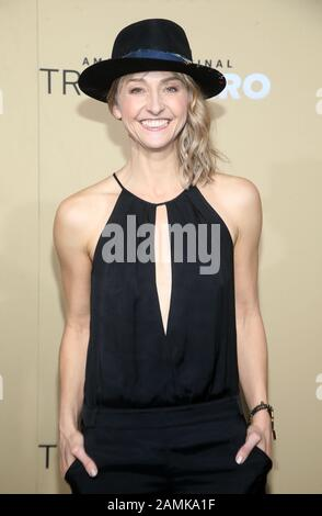 Los Angeles, California, USA. 13th Jan, 2020. Bertie. the Premiere Of Amazon Studios' 'Troop Zero' held at the Pacific Theatres at The Grove. Credit: FS/AdMedia/Newscom/Alamy Live News Stock Photo