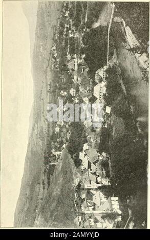 Durch Bosnien und die Herzegovina kreuz und quer; Wanderungen . Stock Photo