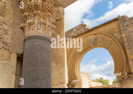 Entrance to the 10th Century Mezquita Mosque, Cordoba City ... |Cordoba City Tenth Century