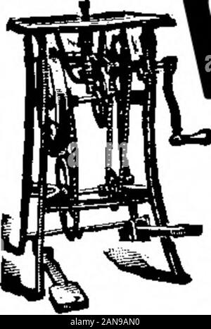Scientific American Volume 78 Number 03 (January 1898) . post hole, J. A. Green Autoharp, F. G. McPherson Awl, sewing. G. F. Summers Axle, vehicle, J. A. McLaughlin Back and shoulder brace, J. A. Bassett Badge or pin, campaign. G. L. White Bag. See Water bag. Bail and cover attachment, J. L. Clark Bake pan, R. C. Snyder Bale ties, machine for making wire, H. E. Schna-bel, 596,539 596,658 596,822596,968 596.797596,800596,707590,587596,906596,5545!Ki.5:i2590.N39596,798 596,481 596,668 596,721 lyCdperiisements. ORDINARY RATES. Inside Page, each insertion.Back Page, each insertion, 75 cents a line - Stock Photo