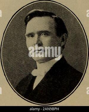 Norsk lutherske prester i Amerika, 1843-1913 . 1913.. 1913. - Stock Photo