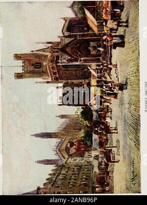 Cambridge water-colours . T SUSSEX KENT WARWICKSHIRE LIVERPOOL WORCESTERSHIRE rUBLISHBD BY A. 9 C. Black. Ltd.. -i. 5 st (. Swho So.. London. W. 1 Published October, 191G LIST OF WATER-COLOURSBY W. MATTHISON 1. Trumpington Street from Peterhouse Frontispiece 2. Market Square 3. The Old Gateway of Kings College 4. Gateway of Kings College, Kings Parade 5. Kings College Chapel and The Fellows Buildings 6. St. Johns College Gateway and Tower from Trinity Street 7. Peterhouse from The Fellows Garden 8. Clare College and Bridge from The Cam- Autumn Evening 9. The Old Court, Pembroke College 10. Tri - Stock Photo