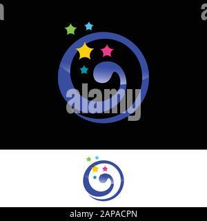 Dream Logo Design. Dream Logo Vector Template - Stock Photo