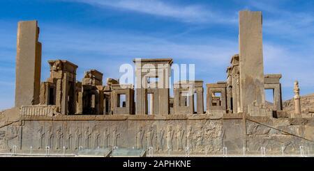 Persepolis, World Heritage of the UNESCO, Iran