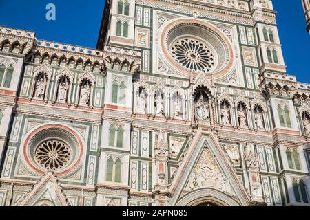 Florence Cathedral (detail)