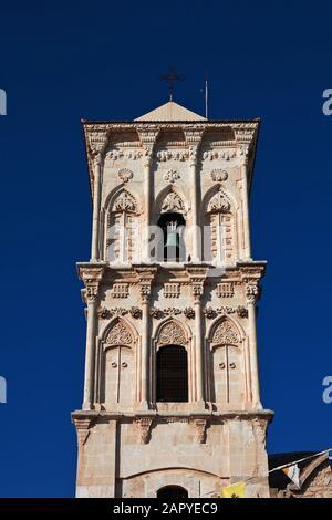 Church of Saint Lazarus in Larnaca, Cyprus - Stock Photo
