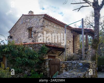 FATIMA, PORTUGAL - Mar 18, 2018: Pia do Urso village Fatima Leiria  Portugal - Stock Photo