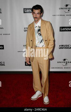 Los Angeles, USA. 27th Jan, 2020. LOS ANGELES, CALIFORNIA - JANUARY 26: LoveLeo attends Universal Music Group Hosts 2020 Grammy After Party on January 26, 2020 in Los Angeles, California. Photo: CraSH/imageSPACE Credit: Imagespace/Alamy Live News - Stock Photo