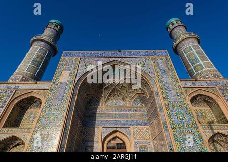 Great Mosque of Herat, Afghanistan, Asia