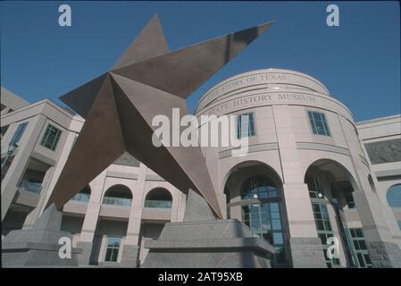 Austin, Texas:Bob Bullock Texas State History Museum, opened in 2001 ©Bob Daemmrich - Stock Photo