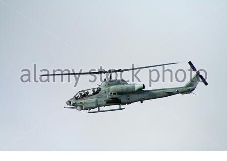 United States Marine Helicopter - Stock Photo