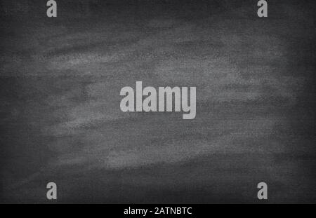 Abstract  black background  of School blackboard - Stock Photo