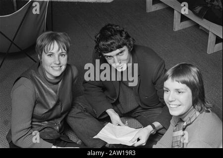 Mission Elsevier Dolle Mina Action Group Center Sea 35 Amsterdam Date February 13 1970 Location Amsterdam Noord Holland Keywords Action Groups Institution Name Dolle Mina Stock Photo Alamy