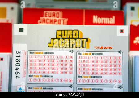 eurojackpot normal
