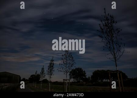 lange nacht - Stock Photo