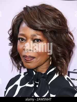 Beverly Hills, United States. 06th Feb, 2020. Alfre Woodard arrives at the 2020 13th Annual ESSENCE Black Women in Hollywood Awards Luncheon held at the Beverly Wilshire, A Four Seasons Hotel on February 6, 2020 in Beverly Hills, Los Angeles, California, United States. (Photo by Xavier Collin/Image Press Agency) Credit: Image Press Agency/Alamy Live News - Stock Photo