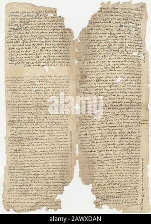 Derashot Fragment from an ancient 18th century Jewish sermons Manuscript written on paper in Oriental script in Hebrew. by Berakhah, Yitsḥaḳ; Kaẓin, Judah ben Yom Tov, 1708-1783; Landa'u Eliyahu; Deṿiḳ, Avraham; ʻAṭiyah Ḥayyim; ʻAntebi, Yitsḥaḳ; Shemu'el, Eliyahu; Tsiag, ʻEzra; Mantsur Marzuḳ, active 18th century; Algazi, Yom Ṭov ben Israel Jacob, 1727-1802; Modaʻi, Ḥayyim - Stock Photo