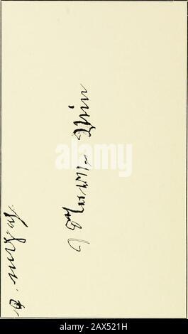 Die Schrift bei Geisteskrankheiten; eine Atlas mit 81 Handschriftproben . Größenverhältnis 1 : 1.No. 12. Dementia senilis, b) Geschrieben am 11. September 1901. 62 No. 12. Dementia senilis.. Größenverhältnis 1 : 1. No. 12. Dementia senilis,c) Geschrieben am 10. Oktober 1901. No. 12. Dementia senilis. 63 - Stock Photo